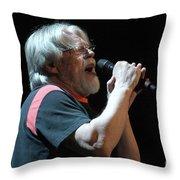 Bob Seger 3692-1 Throw Pillow