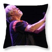 Bob Seger 3840 Throw Pillow