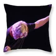 Bob Seger 3862 Throw Pillow