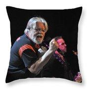 Bob Seger 6136 Throw Pillow