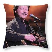 Bobby Goldsboro Throw Pillow