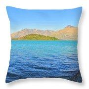 Bob's Cove Throw Pillow