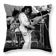 Boc #10 Crop 2 Throw Pillow