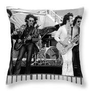 Boc #101 Throw Pillow