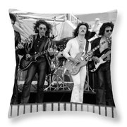 Boc #102 Throw Pillow
