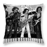 Boc #103 Throw Pillow
