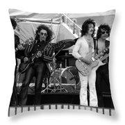 Boc #106 Throw Pillow
