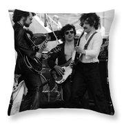 Boc #12 Throw Pillow