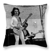 Boc #19 Throw Pillow