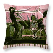 Boc #2 With Enhanced Colorization Throw Pillow