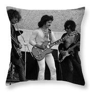 Boc #21 Throw Pillow