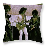 Boc #21 With Enhanced Colors Throw Pillow