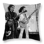 Boc #26 Throw Pillow