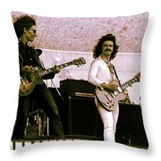 Boc #27 With Enhanced Colors Throw Pillow