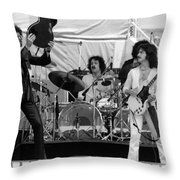 Boc #30 Throw Pillow