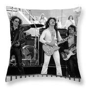 Boc #31 Throw Pillow
