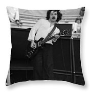 Boc #52 Crop 2 Throw Pillow