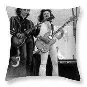 Boc #60 Throw Pillow