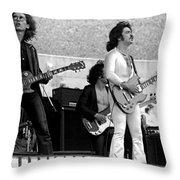 Boc #61 Throw Pillow