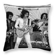 Boc #67 Throw Pillow
