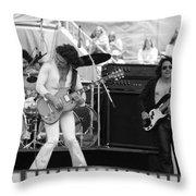 Boc #8 Throw Pillow