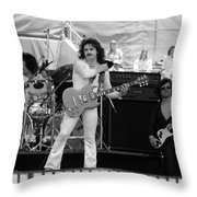 Boc #84 Throw Pillow