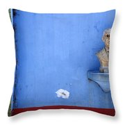 Boca District Buenos Aires 1 Throw Pillow
