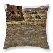 Bodie 2 Throw Pillow