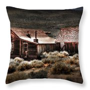 Bodie House Throw Pillow