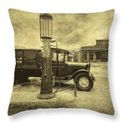 Bodie Memories Throw Pillow