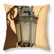 Bok Lantern 2 Throw Pillow