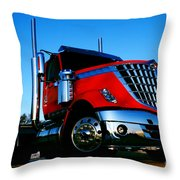 Bold Brillence Throw Pillow