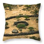 Boma On The Range Throw Pillow