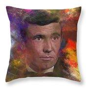 Bond - James Bond 2 - Square Version Throw Pillow