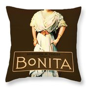 Bonita Throw Pillow