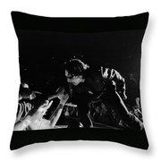 Bono 051 Throw Pillow