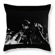 Bono 051 Throw Pillow