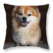 Boo 2 Throw Pillow