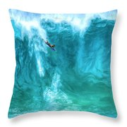 Boogie On Down Throw Pillow
