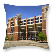 Boone Pickens Throw Pillow