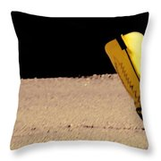 Boots On The Ground Throw Pillow