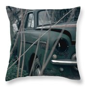 Bornholm Volvo Throw Pillow