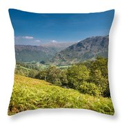 Borrowdale Throw Pillow