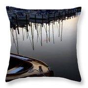 Borstahusen Landskrona Se 110 Throw Pillow