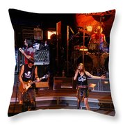 Boston #54 Throw Pillow