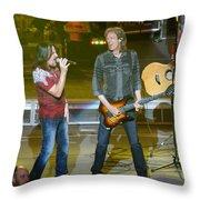 Boston #78 Throw Pillow