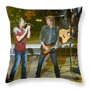 Boston #80 Throw Pillow