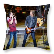 Boston #81 Throw Pillow