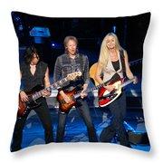 Boston #84 Throw Pillow