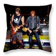 Boston #90 Enhanced Image Throw Pillow